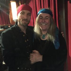 Uli Jon Roth and Tiho